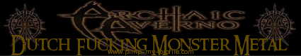 Archaic Averno Official MySpace